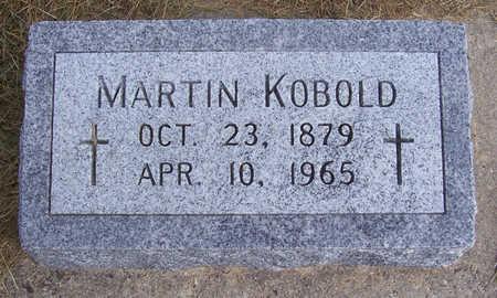 KOBOLD, MARTIN - Shelby County, Iowa | MARTIN KOBOLD
