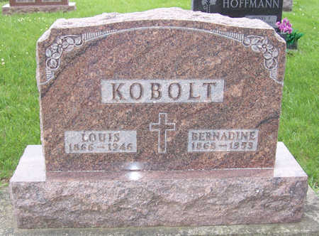 KOBOLT, LOUIS - Shelby County, Iowa | LOUIS KOBOLT