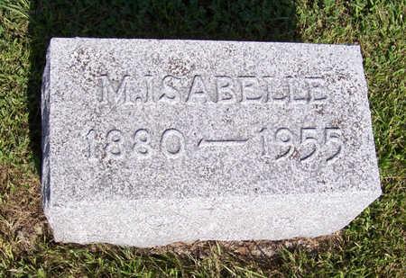 KOLB, M. ISABELLE - Shelby County, Iowa | M. ISABELLE KOLB