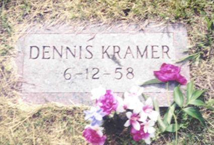 KRAMER, DENNIS - Shelby County, Iowa | DENNIS KRAMER