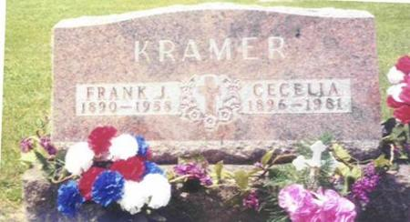 KRAMER, FRANK J. AND CECELIA - Shelby County, Iowa | FRANK J. AND CECELIA KRAMER