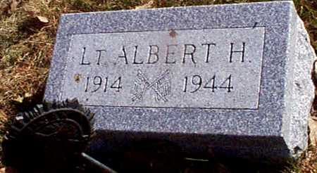 KROMAN, ALBERT H  LT - Shelby County, Iowa | ALBERT H  LT KROMAN