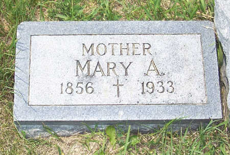 ROTKE KWAPISZESKI, MARY A. (MOTHER) - Shelby County, Iowa | MARY A. (MOTHER) ROTKE KWAPISZESKI