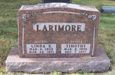 LARIMORE, LINDA E. - Shelby County, Iowa | LINDA E. LARIMORE