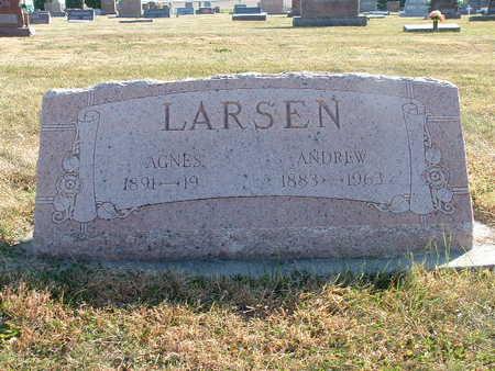 LARSEN, ANDREW - Shelby County, Iowa | ANDREW LARSEN