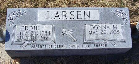 LARSEN, DONNA M. - Shelby County, Iowa | DONNA M. LARSEN