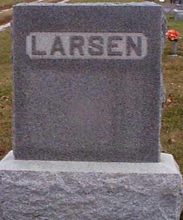 LARSEN, H P - Shelby County, Iowa | H P LARSEN