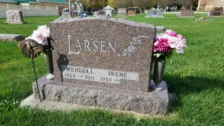 LARSEN, WENDELL - Shelby County, Iowa | WENDELL LARSEN