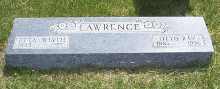 LAWRENCE, ETTA - Shelby County, Iowa | ETTA LAWRENCE