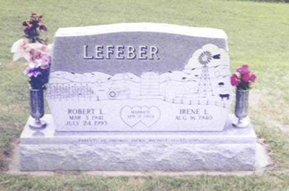 LEFEBER, ROBERT L. - Shelby County, Iowa | ROBERT L. LEFEBER