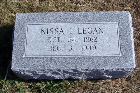 LEGAN, NISSA I. - Shelby County, Iowa | NISSA I. LEGAN