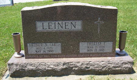 LEINEN, THERESE F. - Shelby County, Iowa | THERESE F. LEINEN