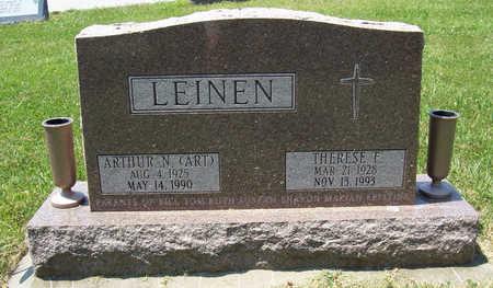 LEINEN, ARTHUR N. - Shelby County, Iowa | ARTHUR N. LEINEN