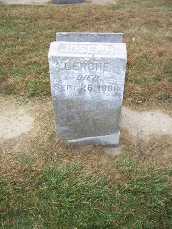 LERCHE, JOSEPH - Shelby County, Iowa | JOSEPH LERCHE