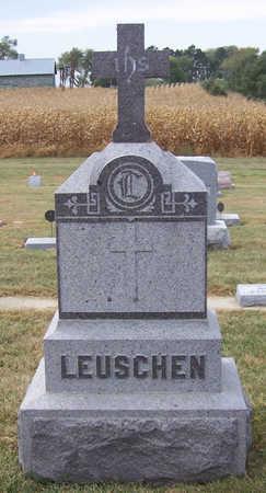LEUSCHEN, BENEDICT & ANNA (LOT) - Shelby County, Iowa | BENEDICT & ANNA (LOT) LEUSCHEN
