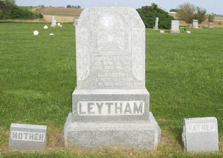 LEYTHAM, RICHARD - Shelby County, Iowa | RICHARD LEYTHAM