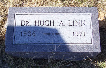 LINN, HUGH A. (DR.) - Shelby County, Iowa | HUGH A. (DR.) LINN
