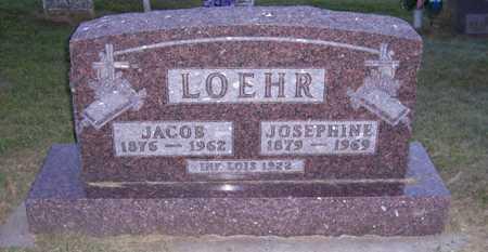 LOEHR, JOSEPHINE - Shelby County, Iowa | JOSEPHINE LOEHR