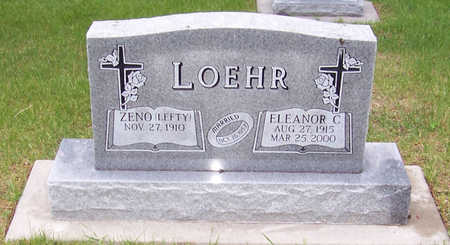 LOEHR, ELEANOR C. - Shelby County, Iowa | ELEANOR C. LOEHR