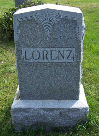 LORENZ, (LOT) - Shelby County, Iowa | (LOT) LORENZ