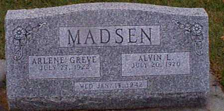 GREVE MADSEN, ARLENE - Shelby County, Iowa | ARLENE GREVE MADSEN