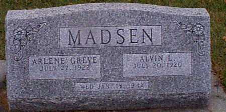 MADSEN, ARLENE - Shelby County, Iowa | ARLENE MADSEN