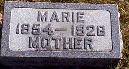 PETERSEN, MARIE - Shelby County, Iowa | MARIE PETERSEN