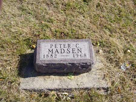 MADSEN, PETER C - Shelby County, Iowa | PETER C MADSEN