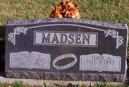 MADSEN, TERRY A - Shelby County, Iowa | TERRY A MADSEN