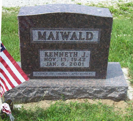 MAIWALD, KENNETH J. - Shelby County, Iowa | KENNETH J. MAIWALD