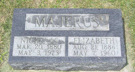 MAJERUS, NICKOLAS - Shelby County, Iowa | NICKOLAS MAJERUS