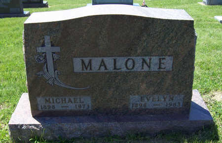 MALONE, EVELYN - Shelby County, Iowa | EVELYN MALONE