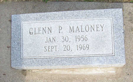 MALONEY, GLENN P. - Shelby County, Iowa | GLENN P. MALONEY