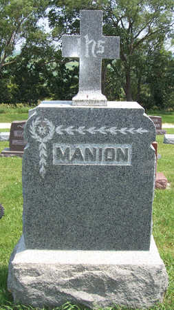 MANION, (LOT) - Shelby County, Iowa | (LOT) MANION