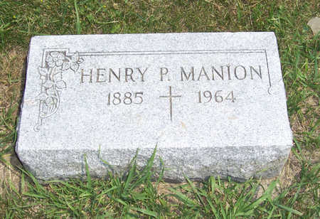 MANION, HENRY P. - Shelby County, Iowa | HENRY P. MANION