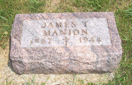 MANION, JAMES T. - Shelby County, Iowa | JAMES T. MANION