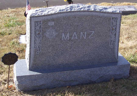 MANZ, JOHN G. & JENNIE MAE (LOT) - Shelby County, Iowa | JOHN G. & JENNIE MAE (LOT) MANZ