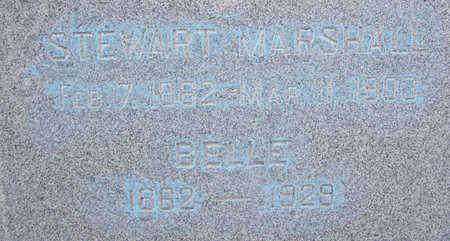 MARSHALL, STEWART (CLOSE-UP) - Shelby County, Iowa   STEWART (CLOSE-UP) MARSHALL