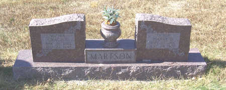 MARTSON, GRACE E. (MOTHER) - Shelby County, Iowa | GRACE E. (MOTHER) MARTSON