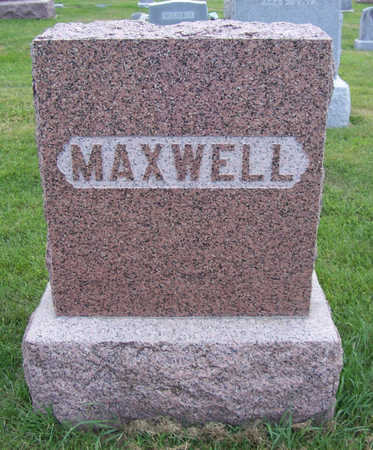 MAXWELL, (LOT) - Shelby County, Iowa | (LOT) MAXWELL