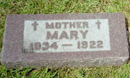 MCANDREWS, MARY - Shelby County, Iowa | MARY MCANDREWS