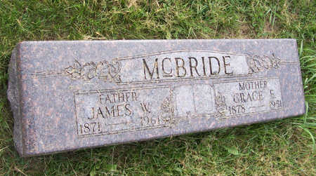 MCBRIDE, GRACE E. (MOTHER) - Shelby County, Iowa | GRACE E. (MOTHER) MCBRIDE
