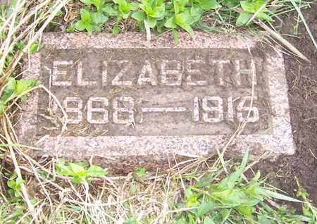 MCCULLOUGH, ELIZABETH - Shelby County, Iowa | ELIZABETH MCCULLOUGH