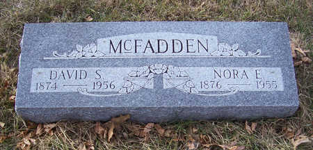 MCFADDEN, DAVID S. - Shelby County, Iowa | DAVID S. MCFADDEN
