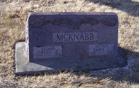 MCKNABB, ORLEY C. (FATHER) - Shelby County, Iowa | ORLEY C. (FATHER) MCKNABB