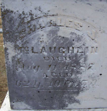 MCLAUGHLIN, CHARLES J. (CLOSE-UP) - Shelby County, Iowa | CHARLES J. (CLOSE-UP) MCLAUGHLIN