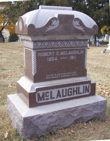 MCLAUGHLIN, ROBERT C. - Shelby County, Iowa | ROBERT C. MCLAUGHLIN