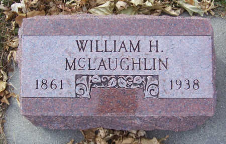 MCLAUGHLIN, WILLIAM H. - Shelby County, Iowa | WILLIAM H. MCLAUGHLIN