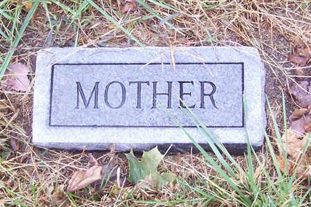 MESSERSCHMIDT, AUGUSTA (MOTHER) - Shelby County, Iowa | AUGUSTA (MOTHER) MESSERSCHMIDT
