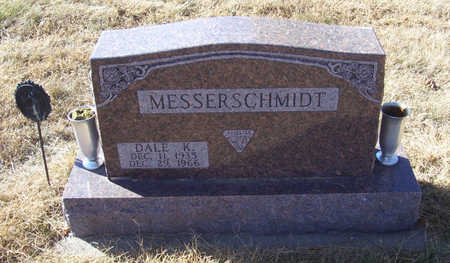 MESSERSCHMIDT, DALE K. - Shelby County, Iowa | DALE K. MESSERSCHMIDT